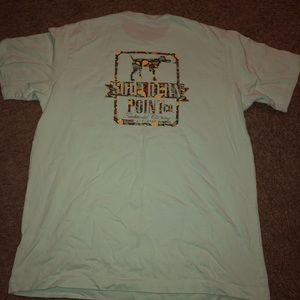 Tops - Unisex Southern Point tee, xsmall
